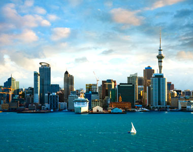 auckland city attraction