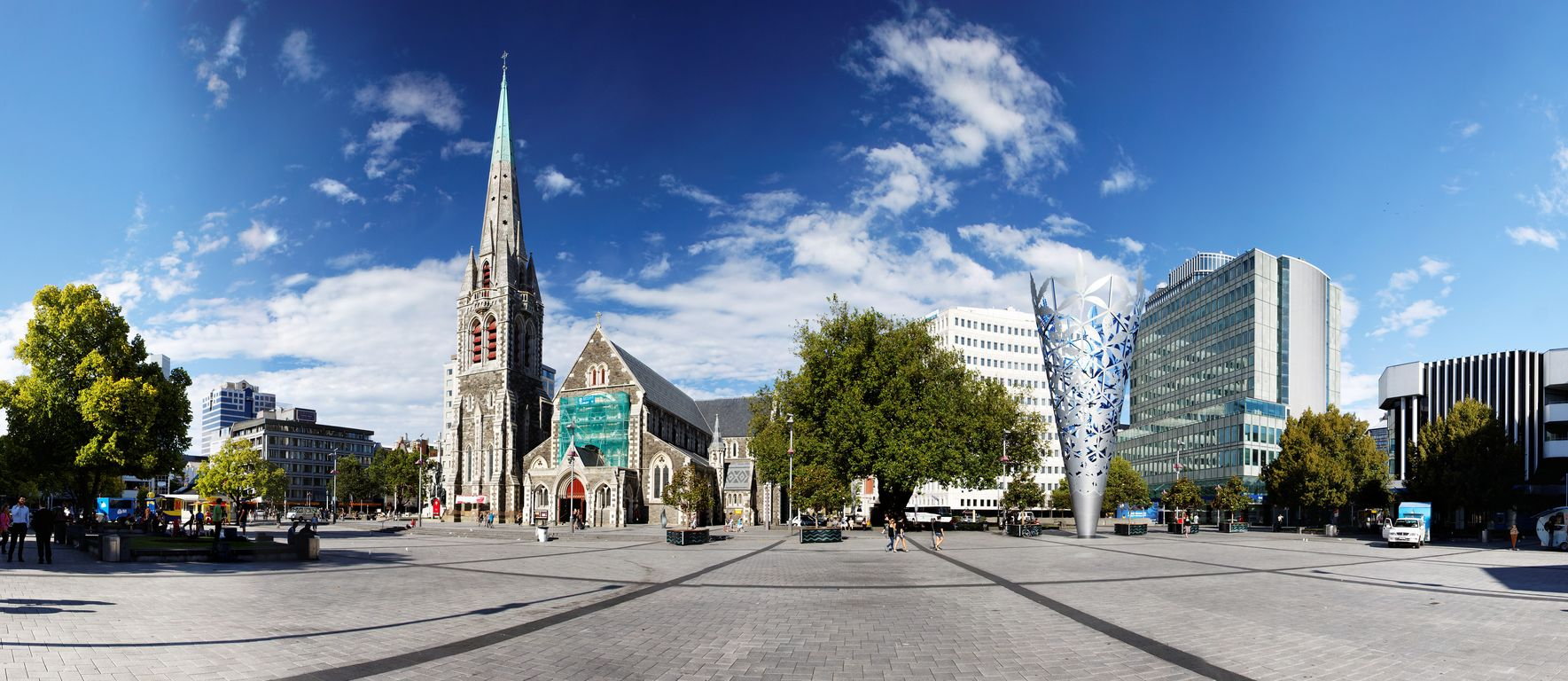 christchurch attraction