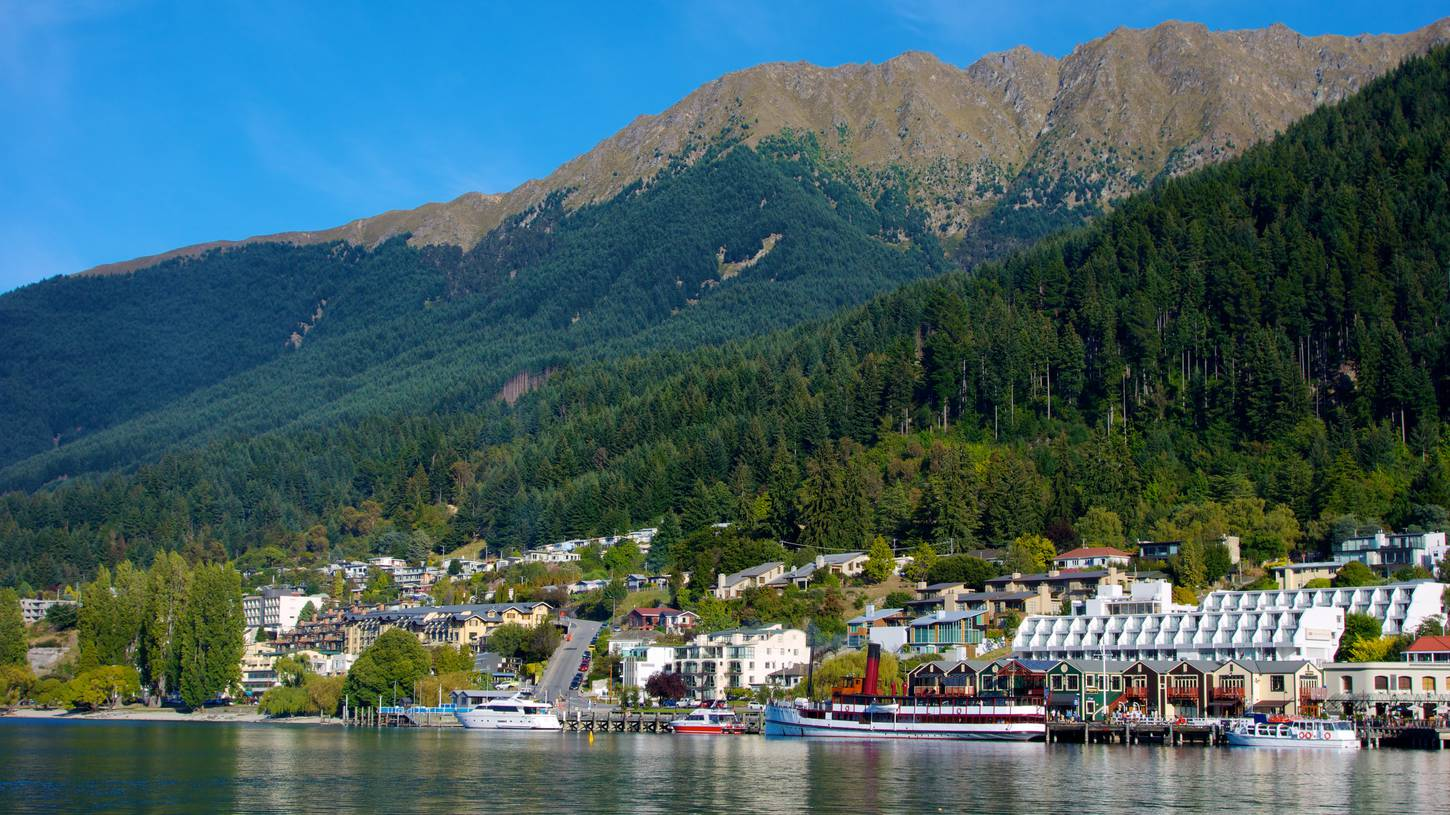 queenstown attraction
